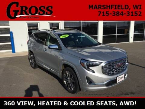 2020 GMC Terrain for sale at Gross Motors of Marshfield in Marshfield WI