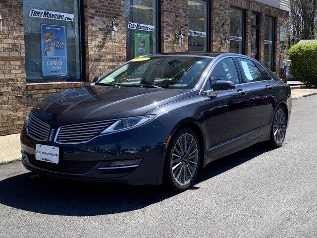 2013 Lincoln MKZ for sale at The King of Credit in Clifton Park NY