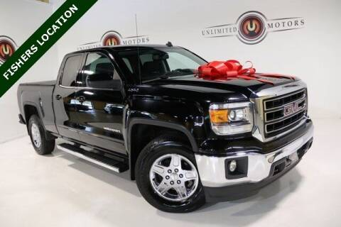 2014 GMC Sierra 1500 for sale at Unlimited Motors in Fishers IN