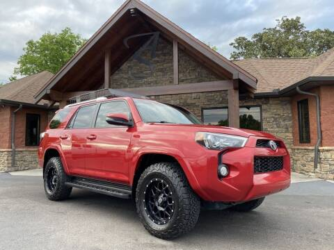 2017 Toyota 4Runner for sale at Auto Solutions in Maryville TN