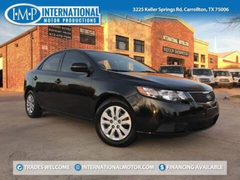 2013 Kia Forte for sale at International Motor Productions in Carrollton TX