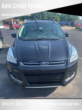2015 Ford Escape for sale at Auto Credit Xpress in Jonesboro AR