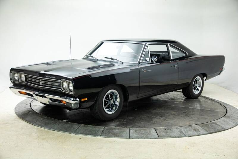 1969 Plymouth Roadrunner for sale at Duffy's Classic Cars in Cedar Rapids IA
