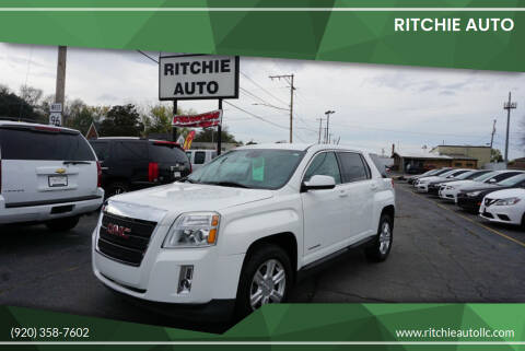 2014 GMC Terrain for sale at Ritchie Auto in Appleton WI