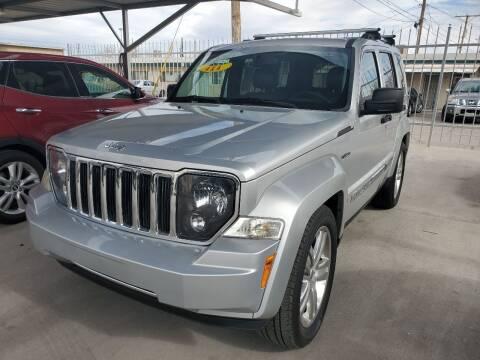 2012 Jeep Liberty for sale at Hugo Motors INC in El Paso TX