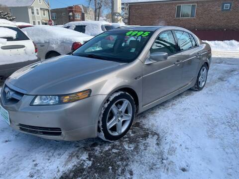 2004 Acura TL for sale at Barnes Auto Group in Chicago IL