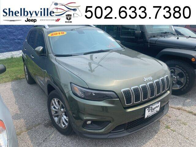 2019 Jeep Cherokee for sale in Shelbyville, KY