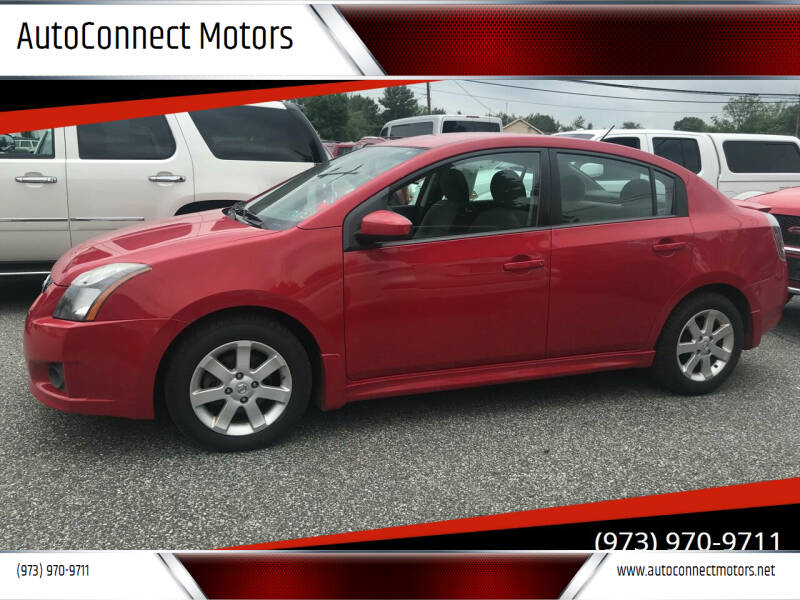 2012 Nissan Sentra for sale at AutoConnect Motors in Kenvil NJ