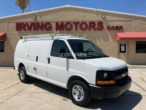 2016 Chevrolet Express Cargo for sale at Irving Motors Corp in San Antonio TX