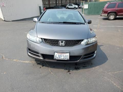 2010 Honda Civic for sale at Regal Autos Inc in West Sacramento CA