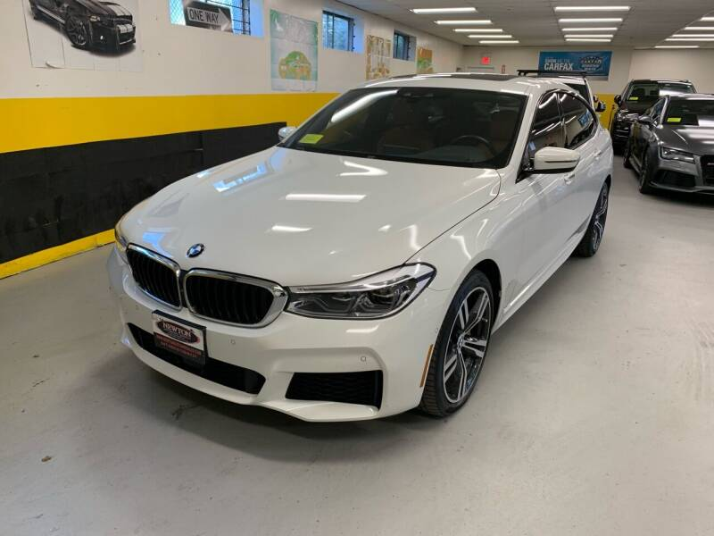 2018 BMW 6 Series for sale at Newton Automotive and Sales in Newton MA