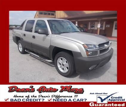 2006 Chevrolet Avalanche for sale at Dean's Auto Plaza in Hanover PA