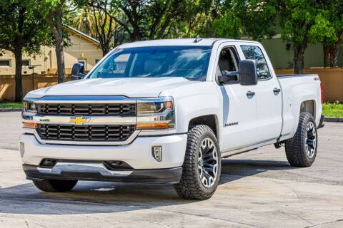 2017 Chevrolet Silverado 1500 for sale at Easy Deal Auto Brokers in Hollywood FL
