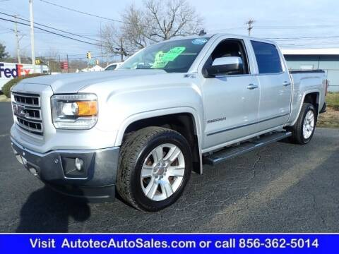 2014 GMC Sierra 1500 for sale at Autotec Auto Sales in Vineland NJ