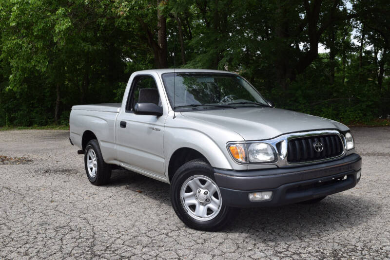 2001 Toyota Tacoma for sale at Bill Dovell Motor Car in Columbus OH