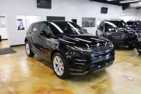 2021 Land Rover Range Rover Evoque for sale at RPT SALES & LEASING in Orlando FL