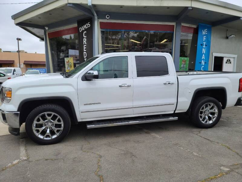 2014 GMC Sierra 1500 for sale at Imports Auto Sales & Service in San Leandro CA