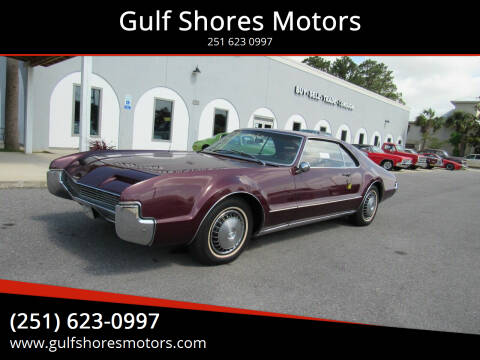 1967 Oldsmobile Toronado for sale at Gulf Shores Motors in Gulf Shores AL