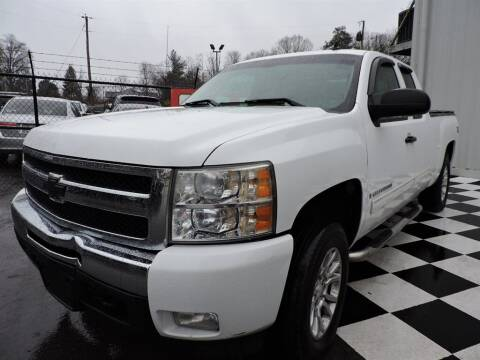 2009 Chevrolet Silverado 1500 for sale at C & C Motor Co. in Knoxville TN