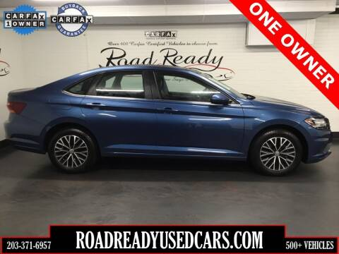 2019 Volkswagen Jetta for sale at Road Ready Used Cars in Ansonia CT