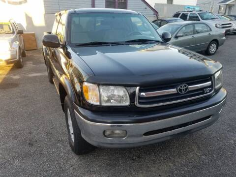 2000 Toyota Tundra for sale at Fortier's Auto Sales & Svc in Fall River MA