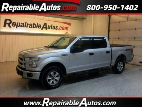 2016 Ford F-150 for sale at Ken's Auto in Strasburg ND