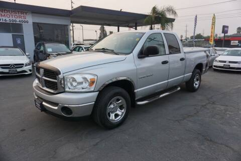 2007 Dodge Ram Pickup 1500 for sale at Industry Motors in Sacramento CA