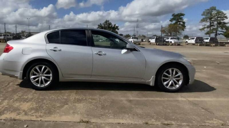 2008 Infiniti G35 for sale at Buy Here Pay Here Lawton.com in Lawton OK