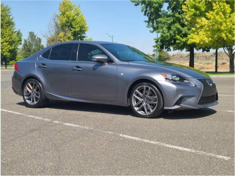 2014 Lexus IS 350 for sale at Elite 1 Auto Sales in Kennewick WA
