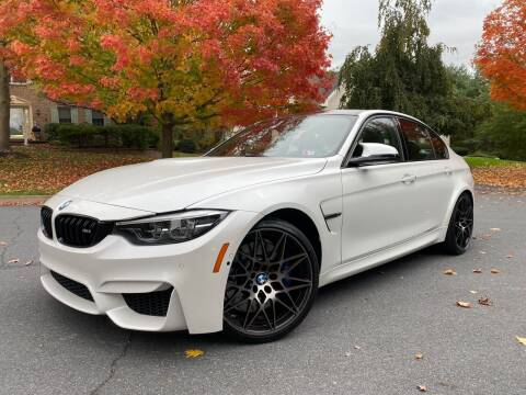 2018 BMW M3 for sale at PA Auto World in Levittown PA