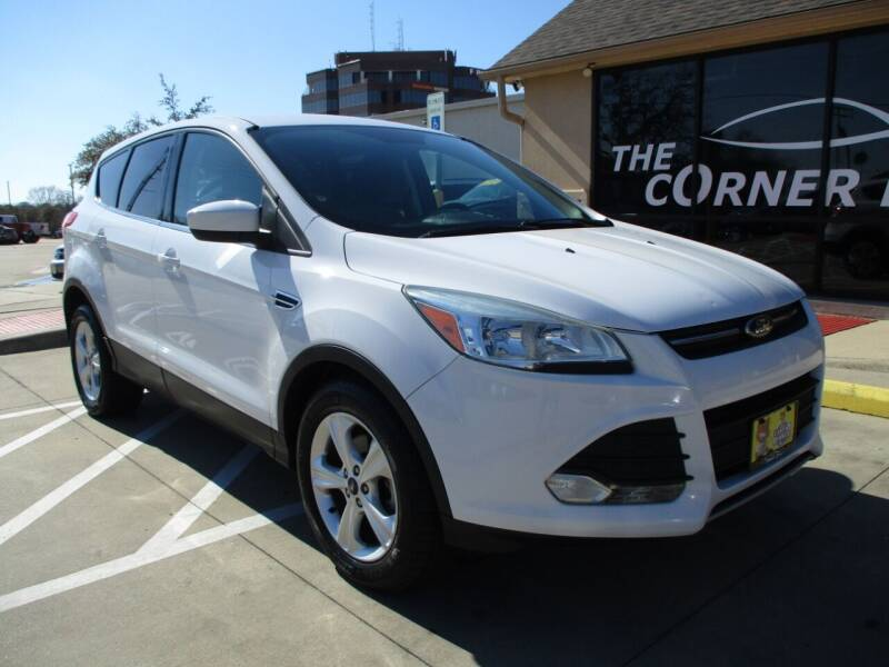 2016 Ford Escape for sale at Cornerlot.net in Bryan TX