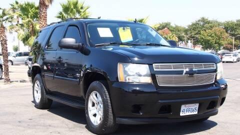 2007 Chevrolet Tahoe for sale at Okaidi Auto Sales in Sacramento CA
