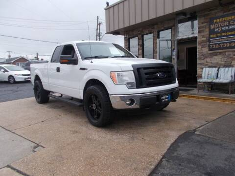 2012 Ford F-150 for sale at Preferred Motor Cars of New Jersey in Keyport NJ