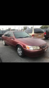 2001 Toyota Camry for sale at Joe's Automobile in Vallejo CA