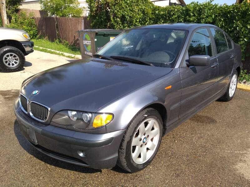 2003 BMW 3 Series for sale at GLOBAL AUTOMOTIVE in Grayslake IL