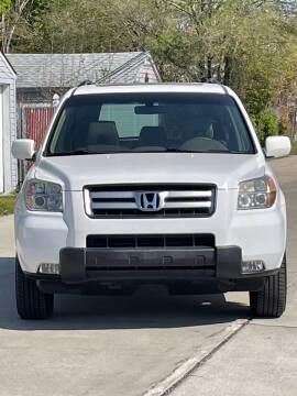 2007 Honda Pilot for sale at Suburban Auto Sales LLC in Madison Heights MI