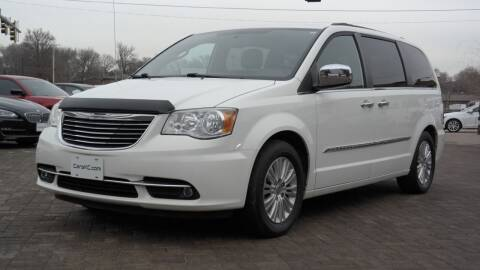 2012 Chrysler Town and Country for sale at Cars-KC LLC in Overland Park KS