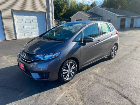 2017 Honda Fit for sale at Glen's Auto Sales in Fremont NH