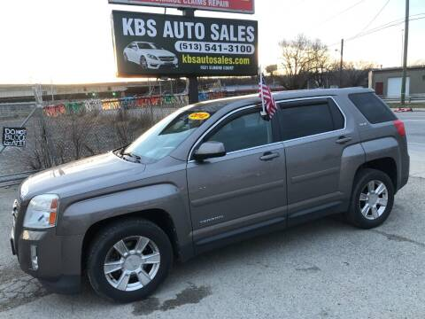 2012 GMC Terrain for sale at KBS Auto Sales in Cincinnati OH