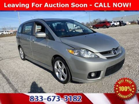 2006 Mazda MAZDA5 for sale at Glenbrook Dodge Chrysler Jeep Ram and Fiat in Fort Wayne IN
