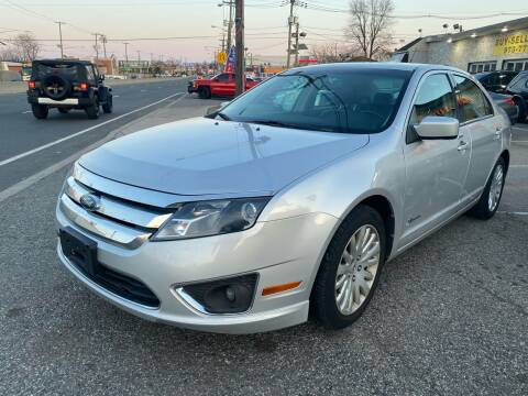 2010 Ford Fusion Hybrid for sale at MFT Auction in Lodi NJ