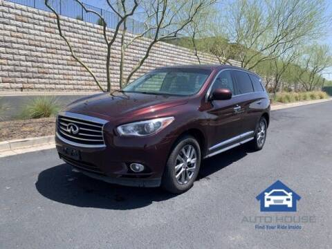 2013 Infiniti JX35 for sale at Autos by Jeff Tempe in Tempe AZ