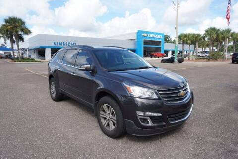 2017 Chevrolet Traverse for sale at WinWithCraig.com in Jacksonville FL