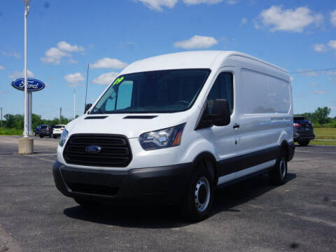 2019 Ford Transit Cargo for sale at FOWLERVILLE FORD in Fowlerville MI