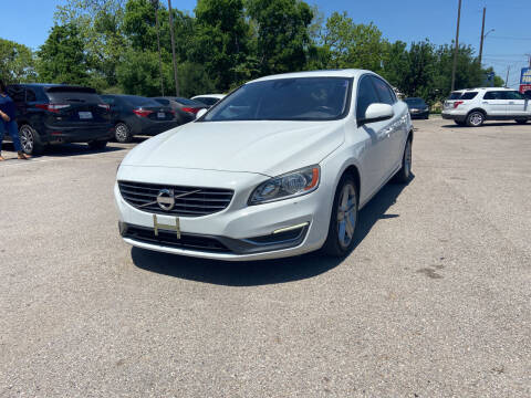 2014 Volvo S60 for sale at Space City Auto Center in Houston TX