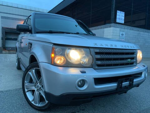2006 Land Rover Range Rover Sport for sale at O A Auto Sale in Paterson NJ