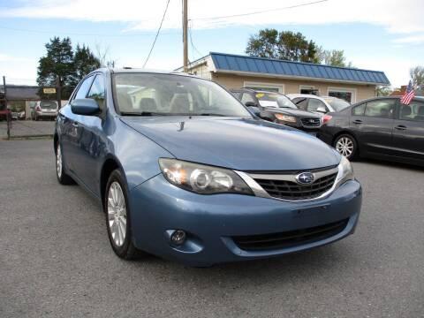 2009 Subaru Impreza for sale at Supermax Autos in Strasburg VA