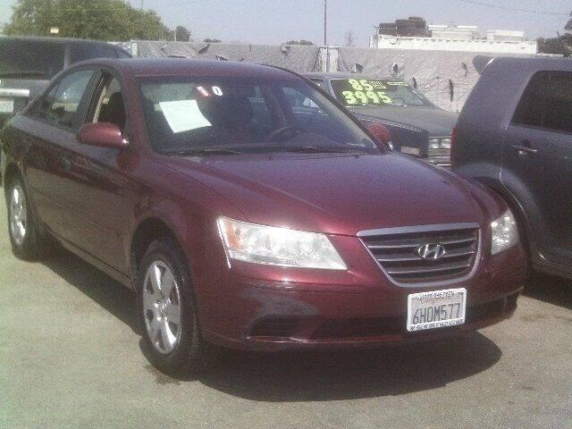 2010 Hyundai Sonata for sale at Valley Auto Sales & Advanced Equipment in Stockton CA