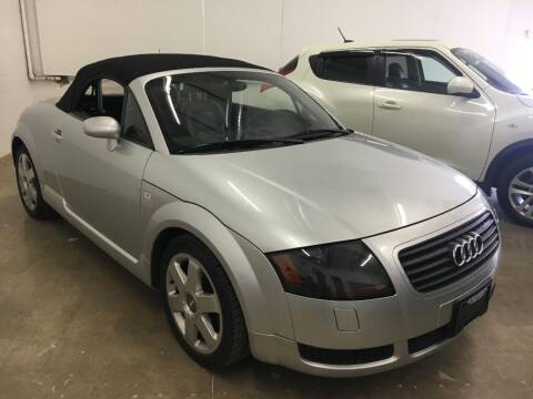 2001 Audi TT for sale at CHAGRIN VALLEY AUTO BROKERS INC in Cleveland OH