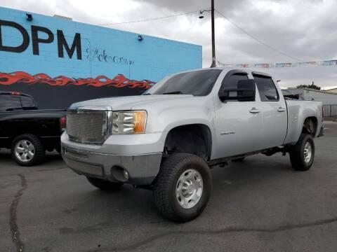 2010 GMC Sierra 2500HD for sale at DPM Motorcars in Albuquerque NM